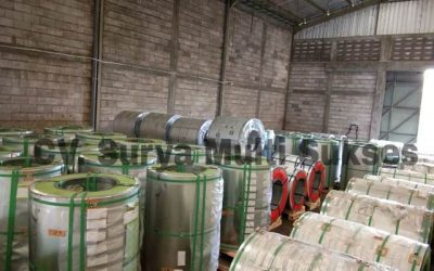 Supplier Coil Galvalume