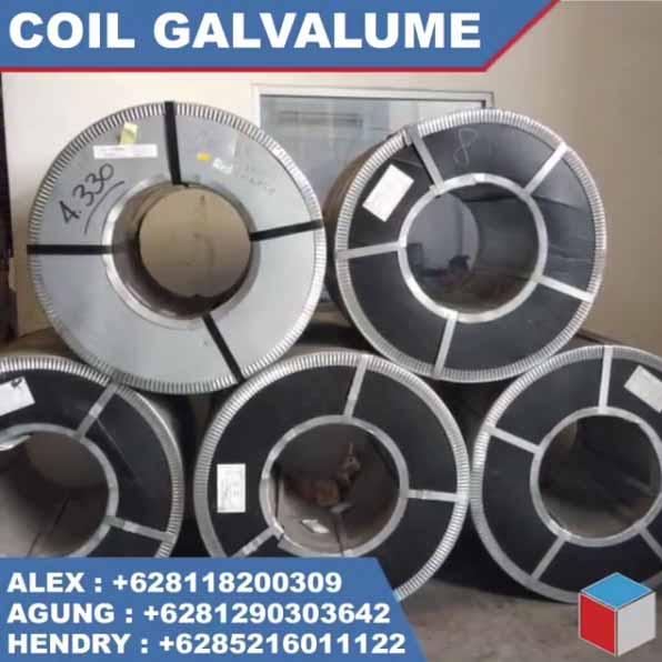 Coil Galvalume