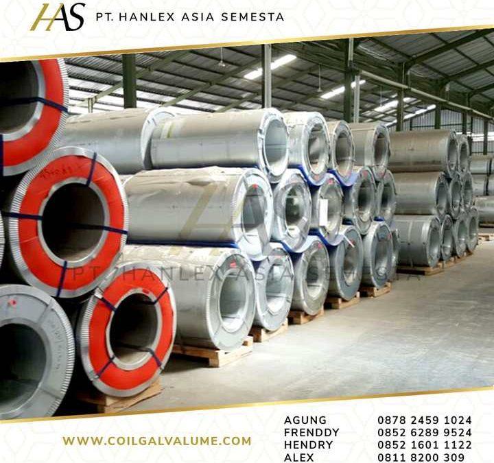 Coil Galvalume Padang