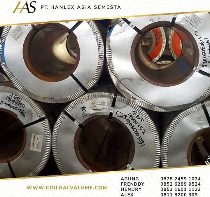 Coil Galvalume Tangerang